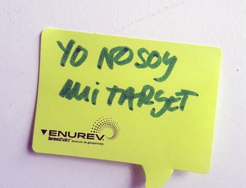 "Repite conmigo: ""Yo no soy mi target"""